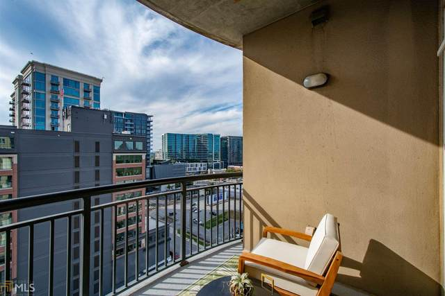 325 E Paces Ferry Rd Unit#1509, Atlanta, GA 30305 (MLS #8871863) :: AF Realty Group
