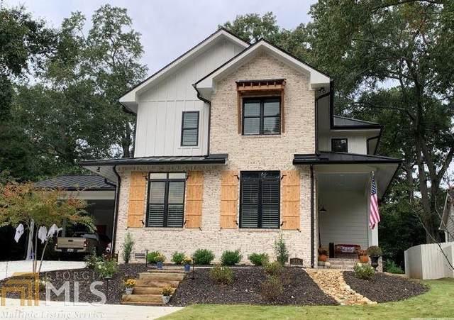 170 Parkway Dr, Athens, GA 30606 (MLS #8871900) :: Crown Realty Group