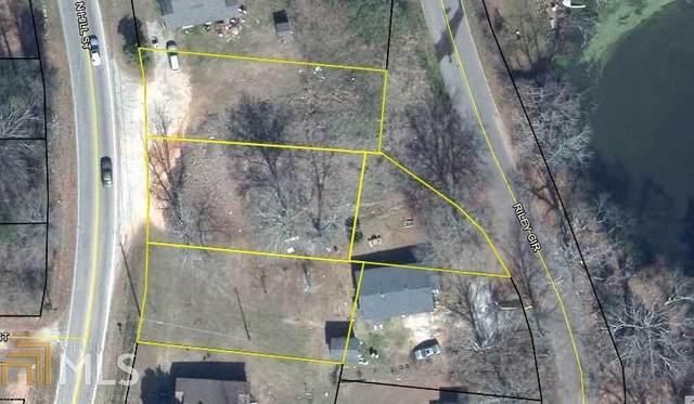 0 N Hill Street 4 LOTS, Griffin, GA 30223 (MLS #8872200) :: The Heyl Group at Keller Williams