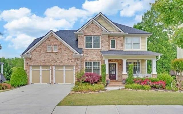 7514 Brookstone Cir, Flowery Branch, GA 30542 (MLS #8872385) :: Amy & Company | Southside Realtors
