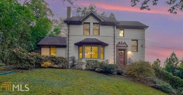 1818 N Rock Springs Rd, Atlanta, GA 30324 (MLS #8872425) :: Crown Realty Group