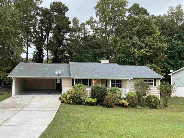 5327 Stone Trce, Gainesville, GA 30504 (MLS #8872479) :: The Heyl Group at Keller Williams