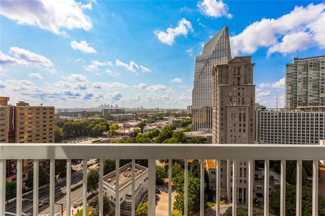 3324 Peachtree Rd #1508, Atlanta, GA 30326 (MLS #8872621) :: Rettro Group
