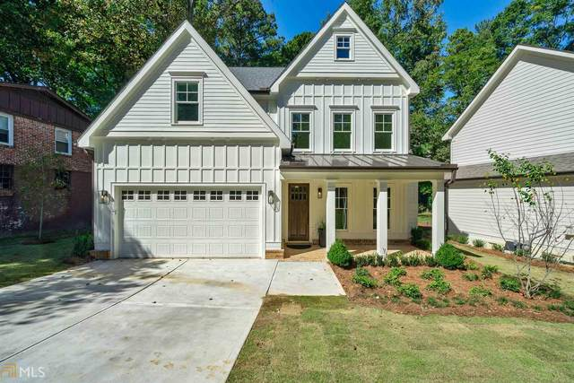 1716 Wayland Cir, Brookhaven, GA 30319 (MLS #8872642) :: Maximum One Greater Atlanta Realtors