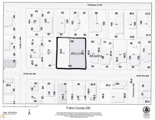 705 North Ave, Atlanta, GA 30318 (MLS #8872818) :: Crown Realty Group