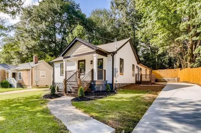1933 N North Ave, Atlanta, GA 30318 (MLS #8873677) :: Crown Realty Group