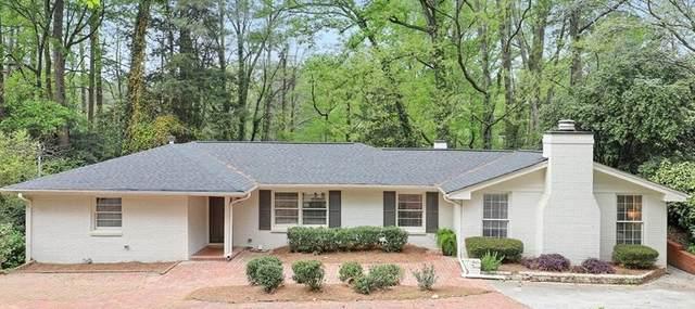4142 Haverhill Dr, Atlanta, GA 30342 (MLS #8873764) :: Keller Williams