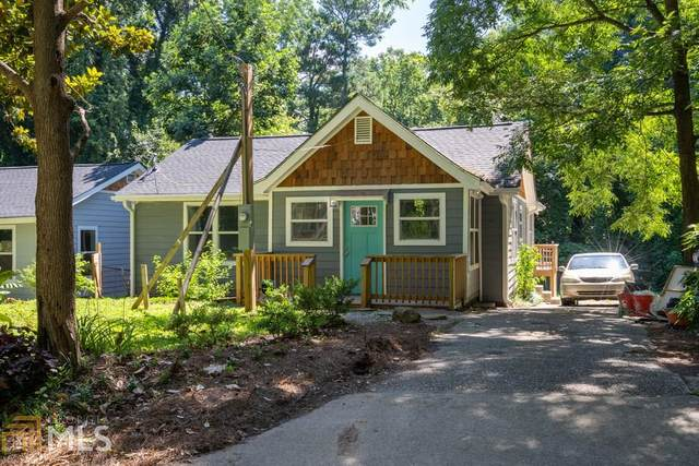 425 Lanier, Atlanta, GA 30318 (MLS #8873827) :: Crown Realty Group
