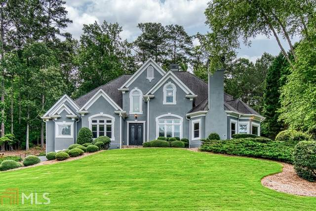 4520 River Mansions Trce, Berkeley Lake, GA 30096 (MLS #8873989) :: Regent Realty Company