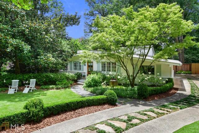 315 Springdale Dr, Atlanta, GA 30305 (MLS #8874023) :: Keller Williams Realty Atlanta Partners