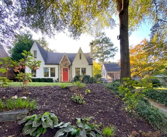 402 Lakeshore Dr, Atlanta, GA 30307 (MLS #8874651) :: Crown Realty Group
