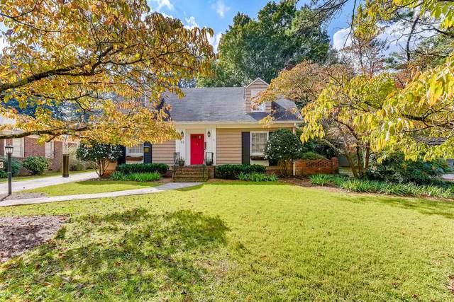 93 Clarendon, Avondale Estates, GA 30002 (MLS #8875019) :: Tim Stout and Associates