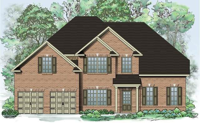 3805 The Great Dr, Atlanta, GA 30349 (MLS #8875111) :: Crown Realty Group