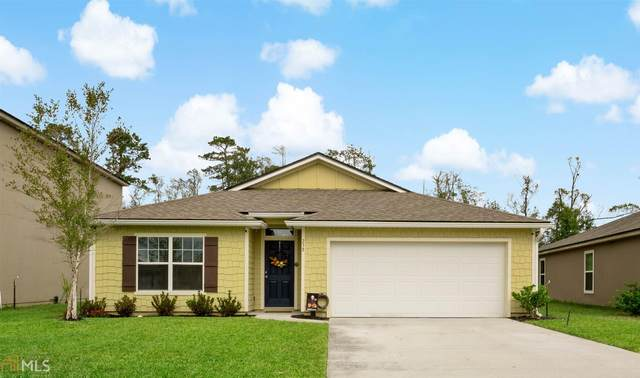 238 Brooklet, Saint Marys, GA 31558 (MLS #8875538) :: AF Realty Group