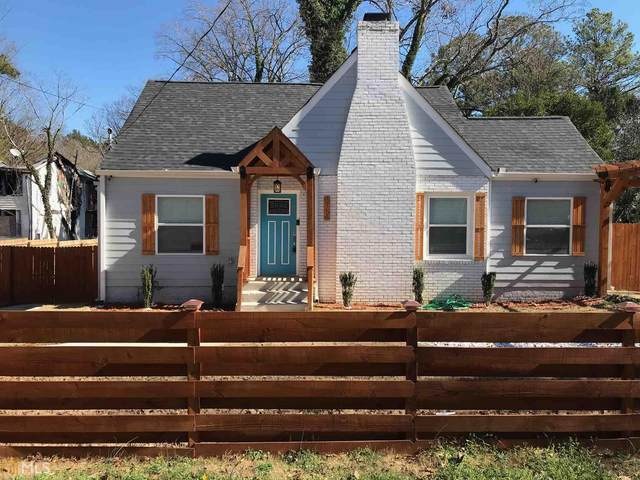 3164 Harris Dr, East Point, GA 30344 (MLS #8875665) :: The Realty Queen & Team