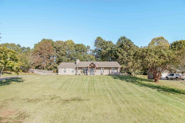 95 Ridge Dr, Senoia, GA 30276 (MLS #8875741) :: Scott Fine Homes at Keller Williams First Atlanta