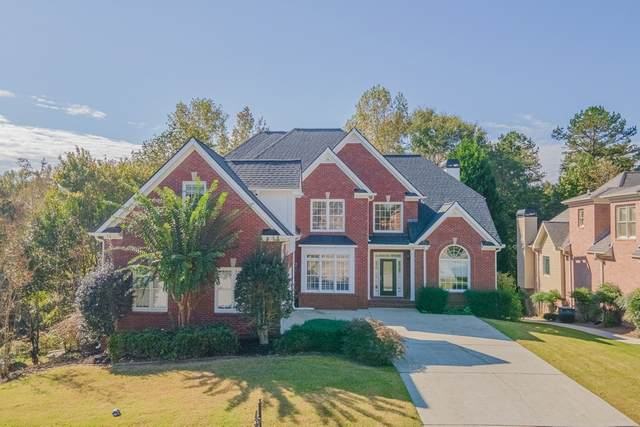 3933 Springtree Lane, Hoschton, GA 30548 (MLS #8875743) :: Keller Williams Realty Atlanta Classic