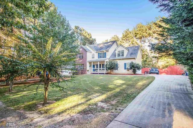 35 Seminary Ridge, Sharpsburg, GA 30277 (MLS #8875752) :: Scott Fine Homes at Keller Williams First Atlanta