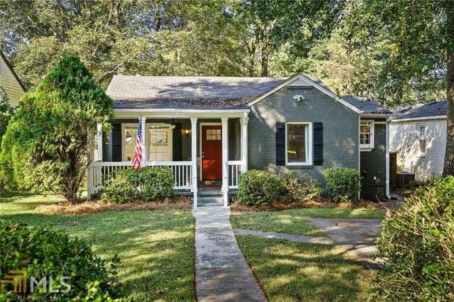 615 Daniel Ave, Decatur, GA 30032 (MLS #8875972) :: Crown Realty Group