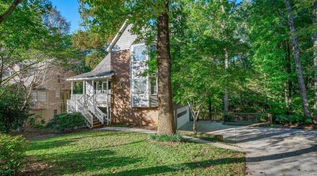 1981 Fernwood Dr, Lawrenceville, GA 30043 (MLS #8876010) :: Scott Fine Homes at Keller Williams First Atlanta