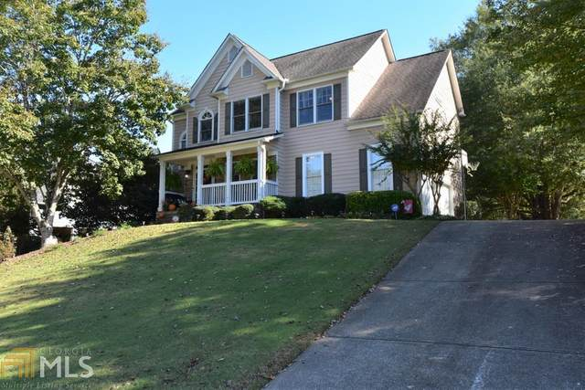 2026 Woodside Park Dr, Woodstock, GA 30188 (MLS #8876090) :: Crown Realty Group