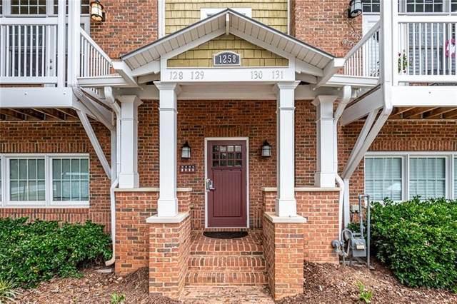 1258 Dekalb Ave #129, Atlanta, GA 30307 (MLS #8876199) :: Athens Georgia Homes