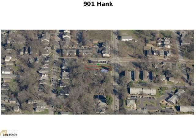 901 SW Hank Aaron Dr, Atlanta, GA 30315 (MLS #8876235) :: Team Reign