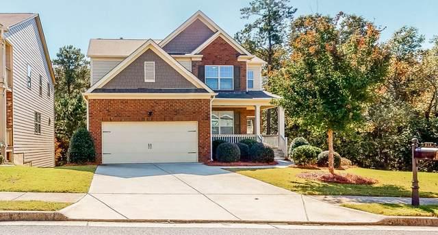818 Harrison Dr, Acworth, GA 30102 (MLS #8876275) :: Keller Williams Realty Atlanta Partners