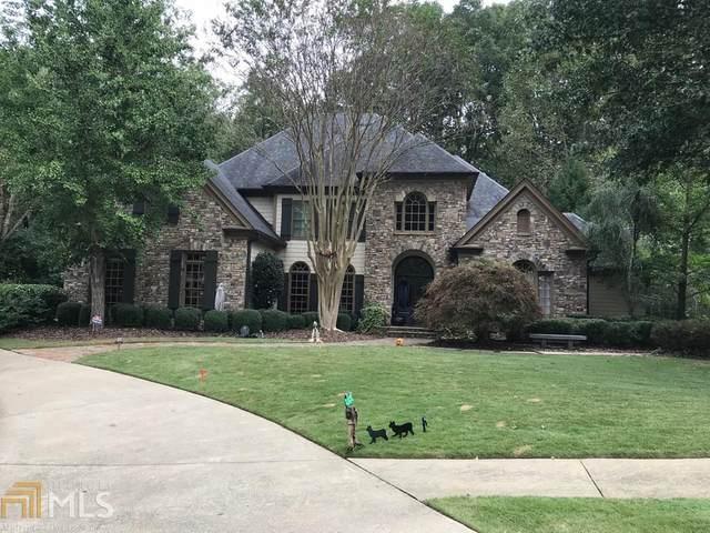 433 Langley Oaks Dr, Marietta, GA 30067 (MLS #8876394) :: Keller Williams Realty Atlanta Classic