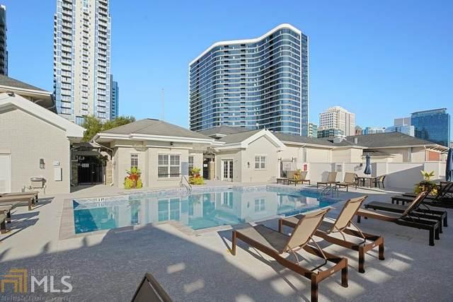 850 Piedmont Ave #3122, Atlanta, GA 30308 (MLS #8876598) :: Tim Stout and Associates