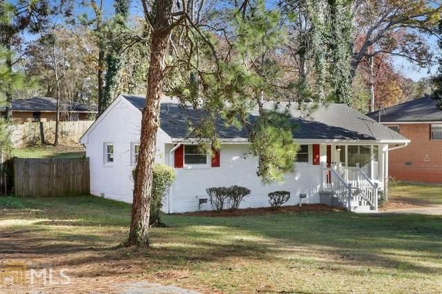 2332 Scotty Cir, Decatur, GA 30032 (MLS #8877024) :: Athens Georgia Homes