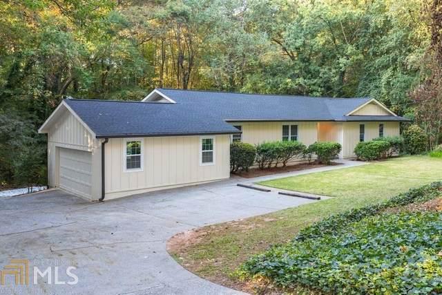 1555 Sunnybrook Farm Rd, Sandy Springs, GA 30350 (MLS #8877175) :: Keller Williams Realty Atlanta Partners