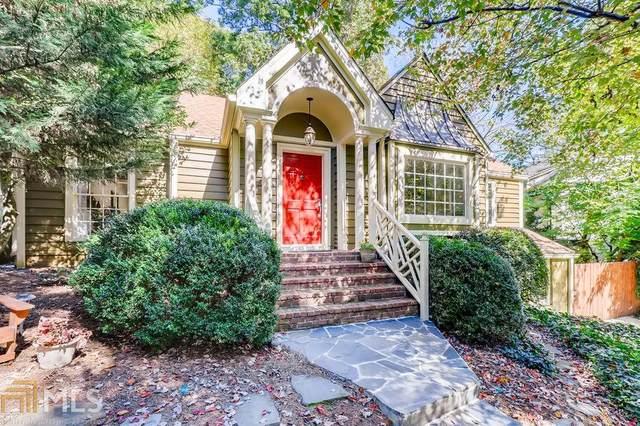 1184 Amsterdam Avenue Ne, Atlanta, GA 30306 (MLS #8877195) :: Crown Realty Group