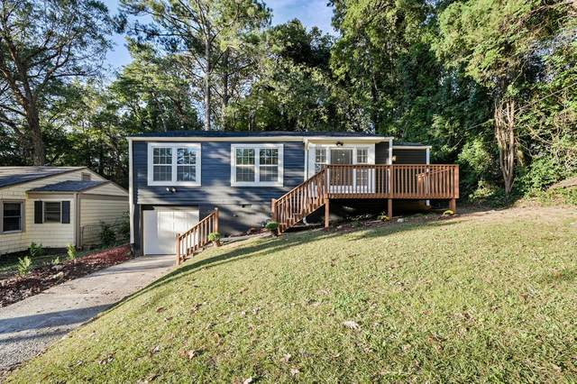 1301 Westboro Dr, Atlanta, GA 30310 (MLS #8877436) :: Tim Stout and Associates
