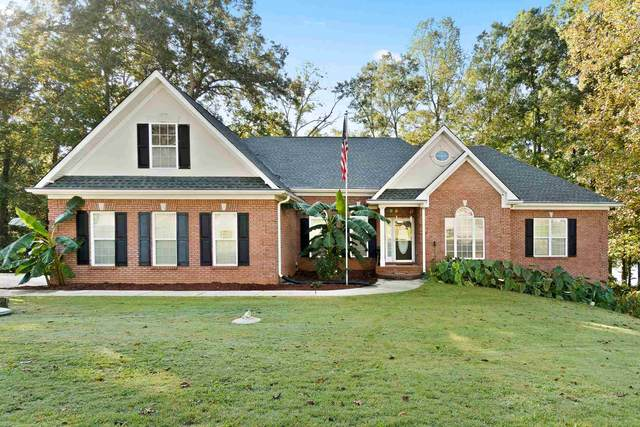 68 Contour Dr, Stockbridge, GA 30281 (MLS #8877460) :: Keller Williams Realty Atlanta Classic
