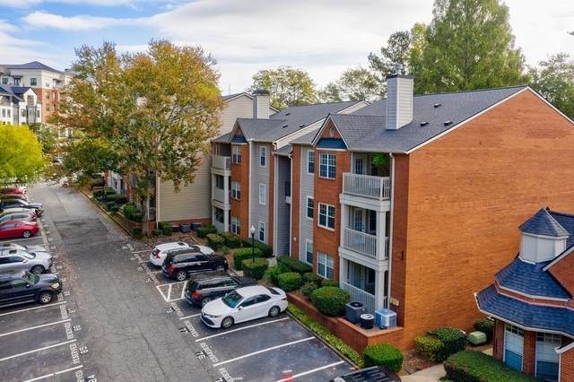 1018 Chastain Park Ct #1018, Atlanta, GA 30342 (MLS #8877539) :: Crown Realty Group