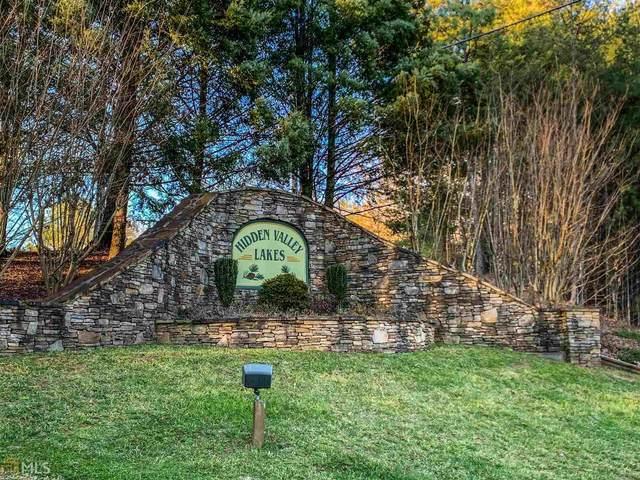 0 Hidden Valley Lakes #38, Mccaysville, GA 30555 (MLS #8877749) :: The Realty Queen & Team