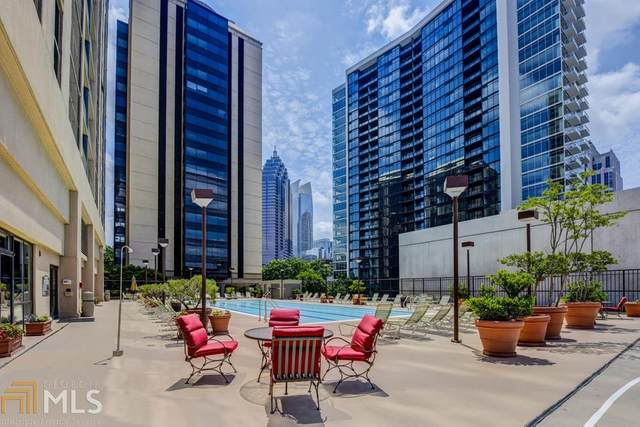 1280 W Peachtree St #906, Atlanta, GA 30309 (MLS #8877782) :: Keller Williams Realty Atlanta Partners