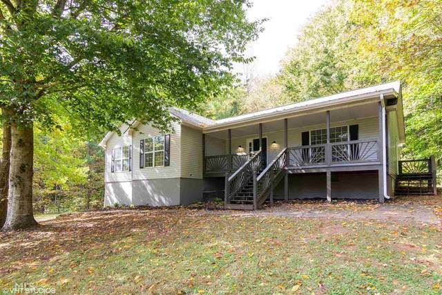 7061 Clarence Nichols Rd, Young Harris, GA 30582 (MLS #8877963) :: Tim Stout and Associates