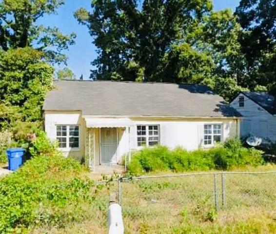 1457 Venetian Dr, Atlanta, GA 30311 (MLS #8878103) :: Scott Fine Homes at Keller Williams First Atlanta