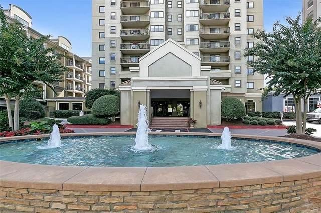 795 Hammond Dr #302, Atlanta, GA 30328 (MLS #8878658) :: AF Realty Group
