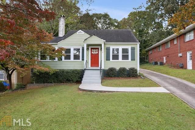 1114 Winburn Dr, East Point, GA 30344 (MLS #8878786) :: Keller Williams Realty Atlanta Partners
