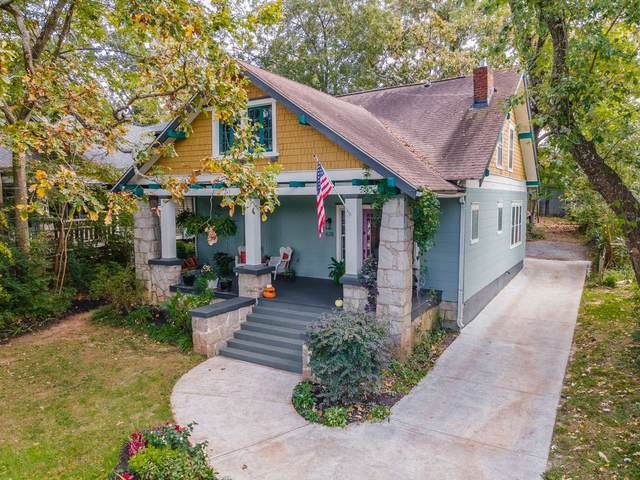 628 W College Ave, Decatur, GA 30030 (MLS #8879032) :: Athens Georgia Homes