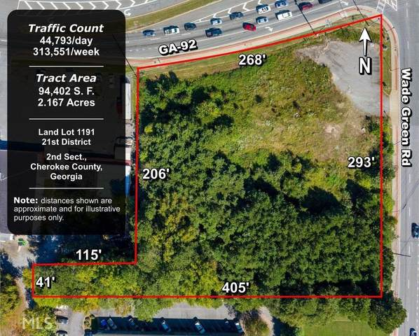 6148 Highway 92, Acworth, GA 30102 (MLS #8879131) :: Tim Stout and Associates
