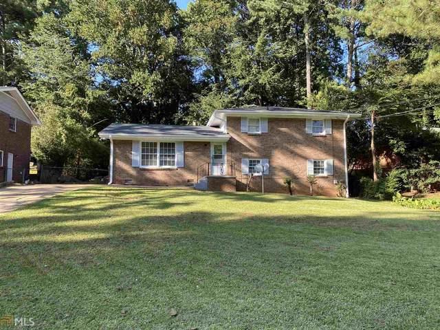 3660 Turner Heights Drive, Decatur, GA 30034 (MLS #8879222) :: Team Reign