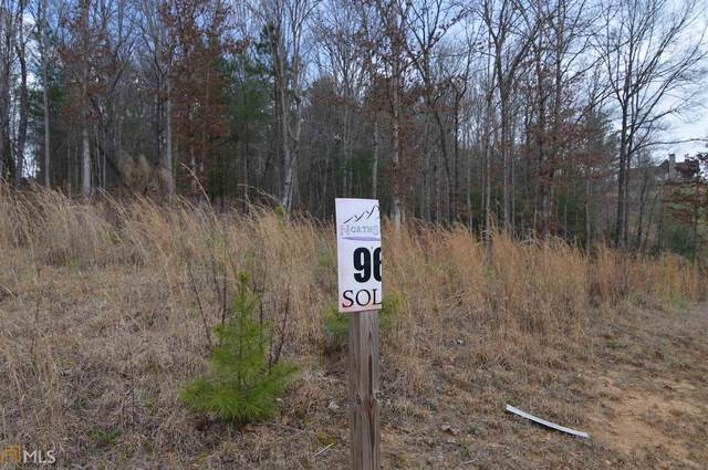 251 Big Knoll Dr/Northshore Sub Lot 96, Blairsville, GA 30512 (MLS #8879466) :: Athens Georgia Homes