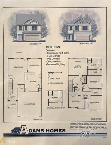 2422 Quail Trl #66, Lovejoy, GA 30250 (MLS #8879857) :: Tim Stout and Associates