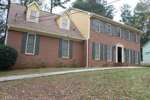 3865 Holy Cross Dr, Decatur, GA 30034 (MLS #8879982) :: Crown Realty Group