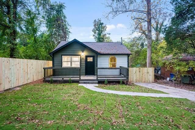 380 NW New Jersey Ave, Atlanta, GA 30314 (MLS #8880732) :: Athens Georgia Homes