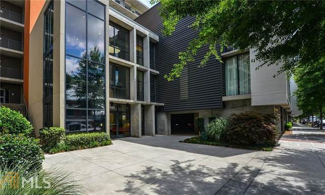 480 John Wesley Dobbs Ave #812, Atlanta, GA 30312 (MLS #8881208) :: AF Realty Group